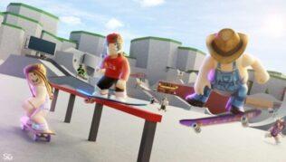 Roblox Skate Park - Lista de Códigos Septiembre 2021