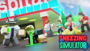 Roblox Sneeze Simulator - Lista de Códigos Septiembre 2021