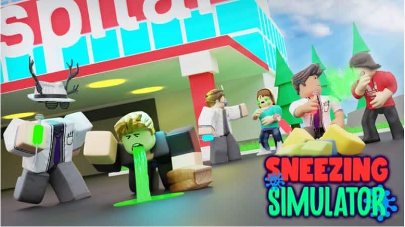 Roblox Sneeze Simulator - Lista de Códigos Octubre 2021