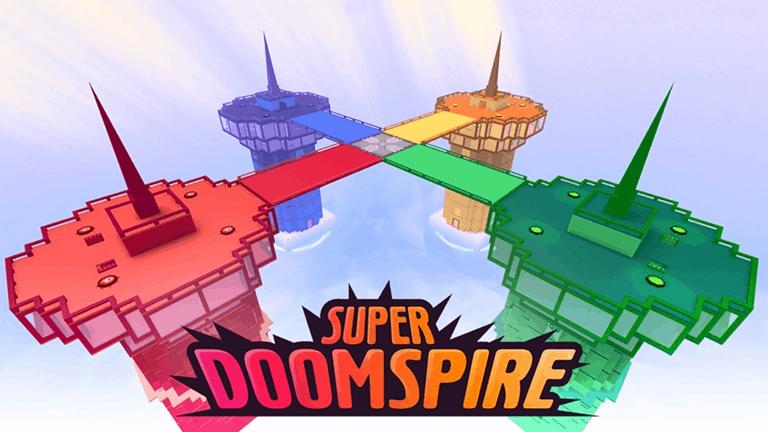 Roblox Super Doomspire - Lista de Códigos Septiembre 2021