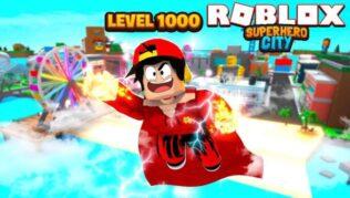 Roblox Superhero City - Lista de Códigos Septiembre 2021