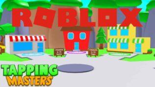 Roblox Tapping Masters - Lista de Códigos Septiembre 2021
