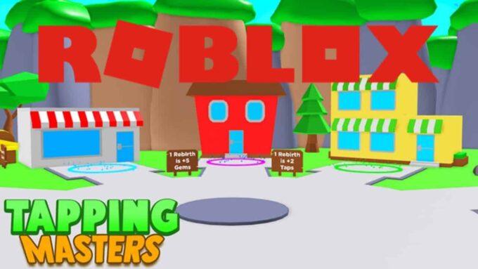 Roblox Tapping Masters - Lista de Códigos Octubre 2021