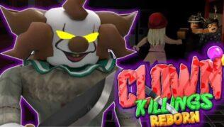 Roblox The Clown Killings Reborn - Lista de Códigos Abril 2021