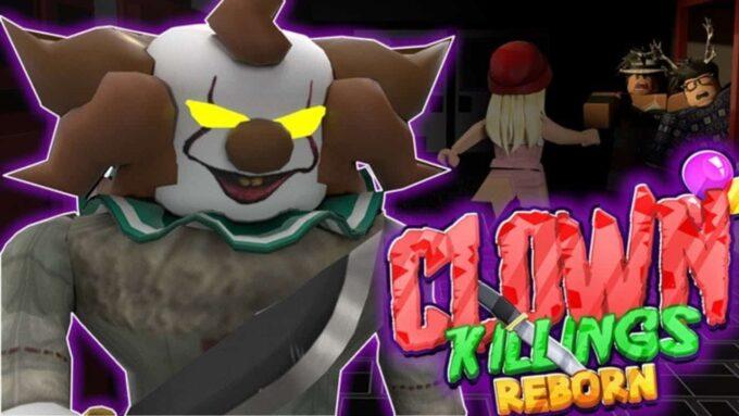 Roblox The Clown Killings Reborn - Lista de Códigos Octubre 2021