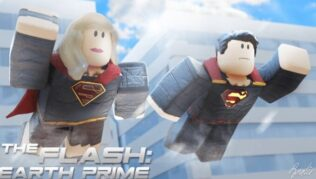 Roblox The Flash Earth Prime - Lista de Códigos Abril 2021