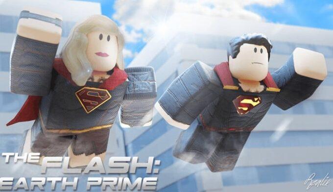 Roblox The Flash Earth Prime - Lista de Códigos Octubre 2021