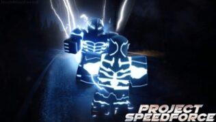 Roblox The Flash Project Speedforce Octubre 2021