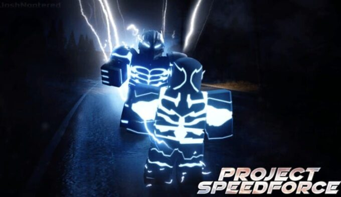 Roblox The Flash Project Speedforce Abril 2021