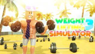Roblox Weight Lifting Simulator - Lista de Códigos Octubre 2021