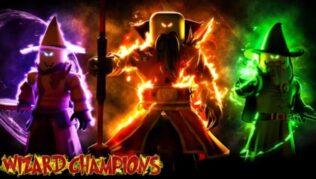 Roblox Wizard Champions - Lista de Códigos Julio 2021