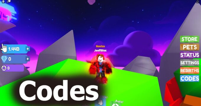 Roblox Wizard Tapping - Lista de Códigos Octubre 2021