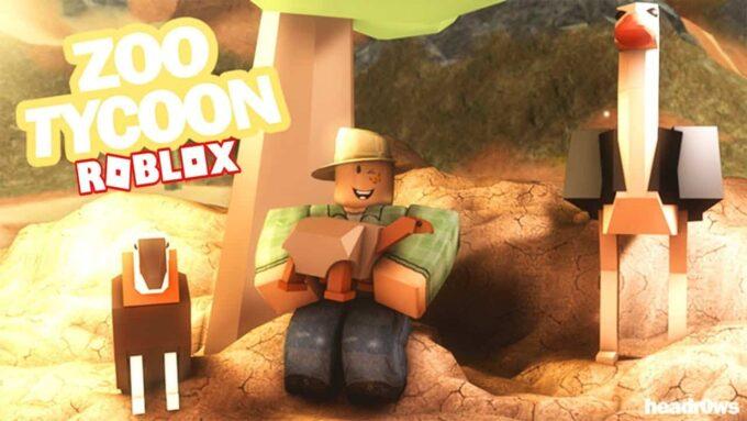 Roblox Zoo Tycoon - Lista de Códigos Abril 2021