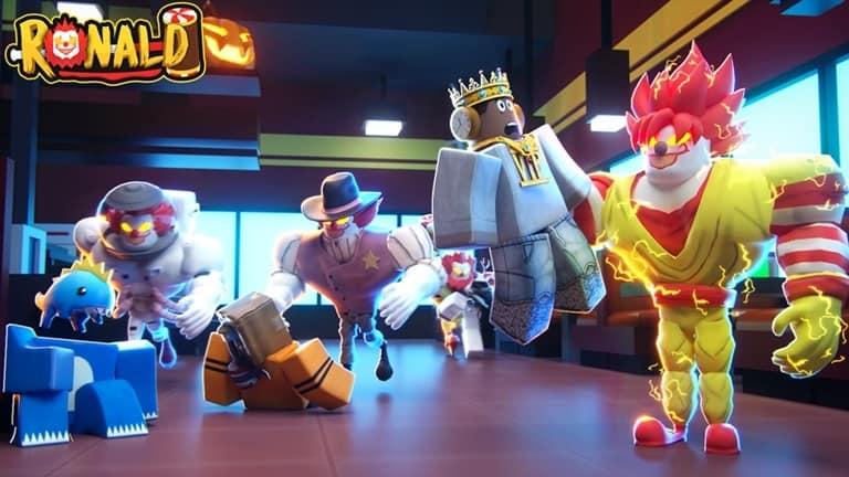Roblox Ronald - Lista de Códigos (Octubre 2021)