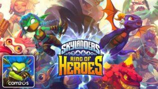 Skylanders Ring of Heroes - Lista de Códigos Julio 2021