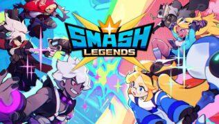 Smash Legends - Lista de Códigos Octubre 2021