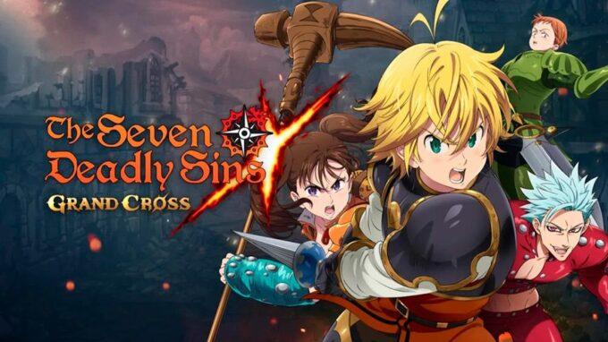The Seven Deadly Sins Grand Cross - Lista de Códigos Octubre 2021