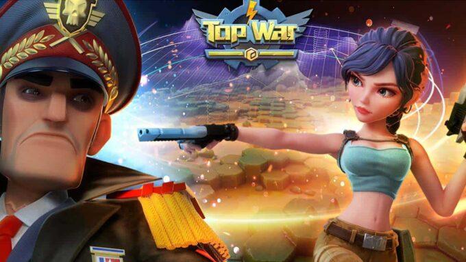Top War Battle Game - Lista de Códigos Septiembre 2021