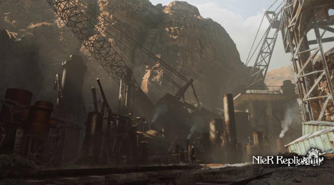 NieR Replicant Remaster – Misión secundaria El comerciante recién llegado