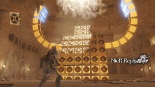 Nier Replicant Remaster – Mision secundaria A vista de Águila