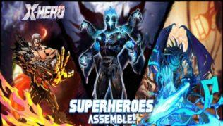 X-Hero Idle Avengers Exchange - Lista de Códigos Junio 2021