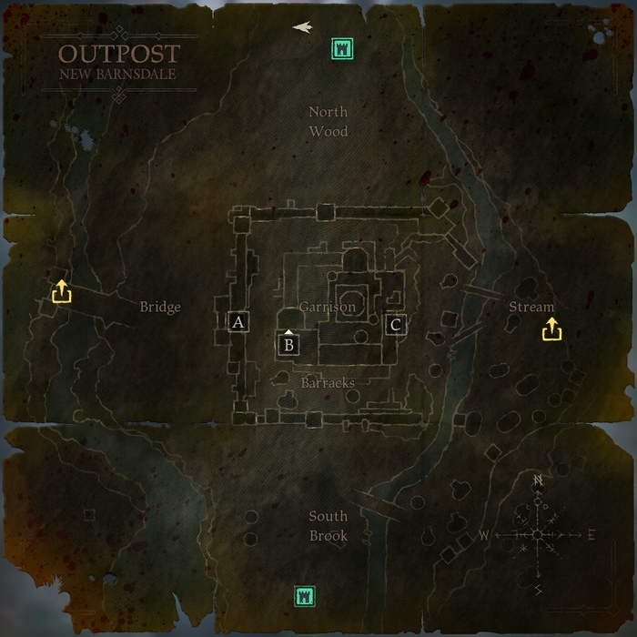Hood: Outlaws & Legends Guide on Maps Referencia y consejos