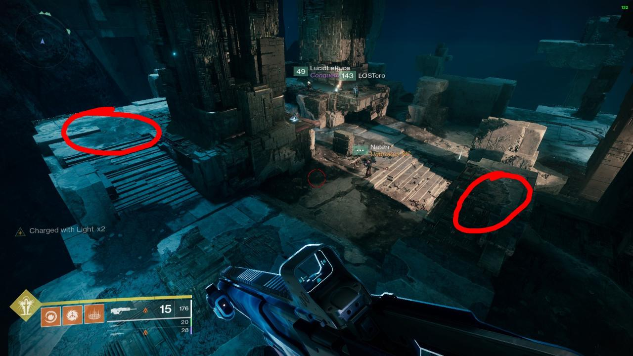 Guía de la bóveda de cristal de Destiny 2 (coleccionables incluidos)