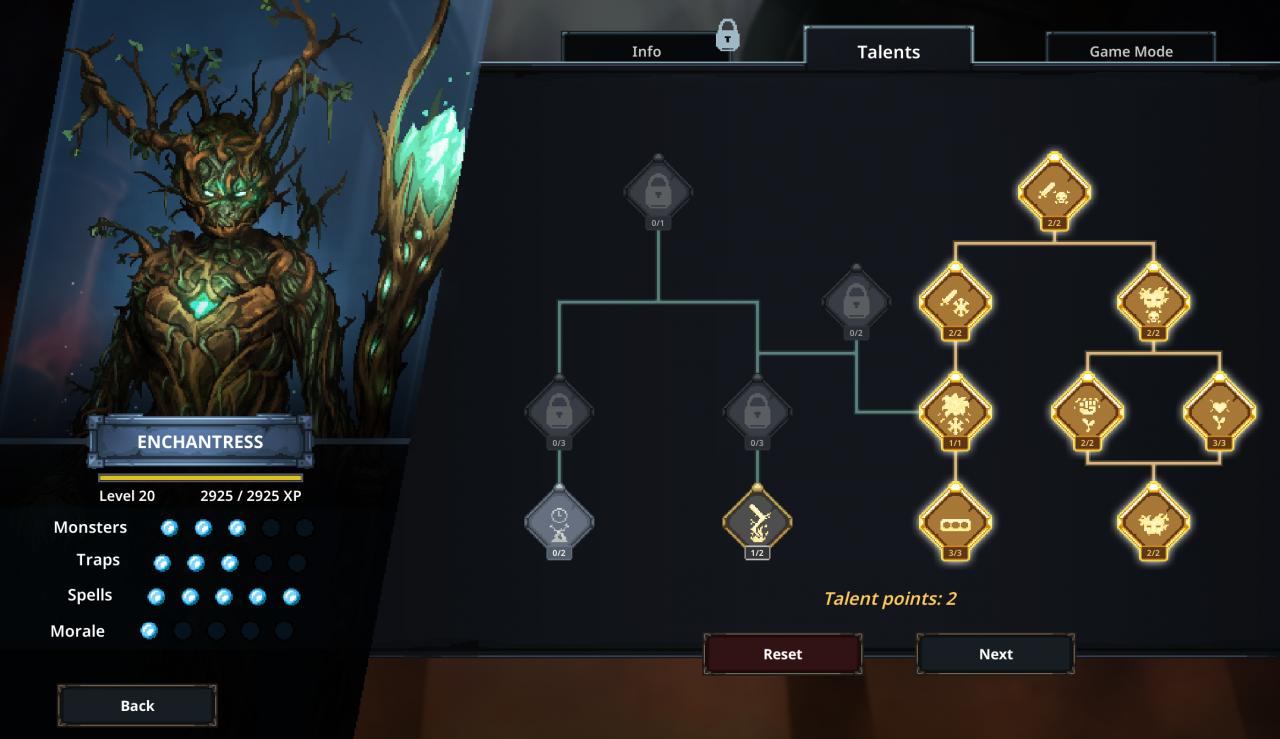 Guía de dificultad difícil de Legend of Keepers para esclavos