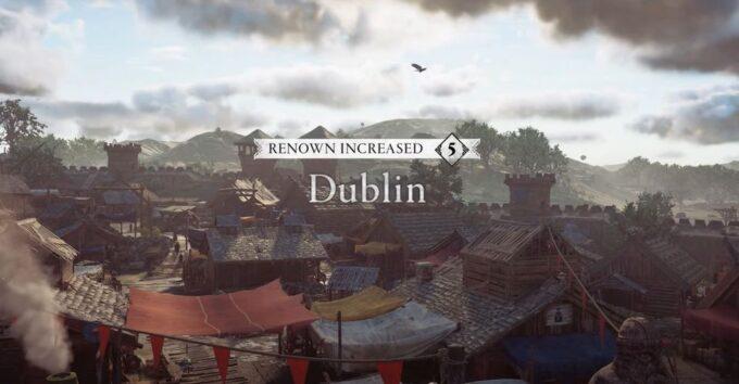 AC Valhalla La Ira de Los Druidas - Cómo conseguir el Tesoro de la Casa Cerrada en Dublín