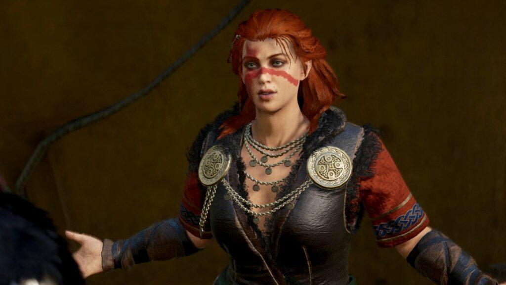 AC: Valhalla Wrath of the Druids - Hvordan ha en affære