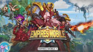 Empires Mobile - Lista de Códigos Junio 2021