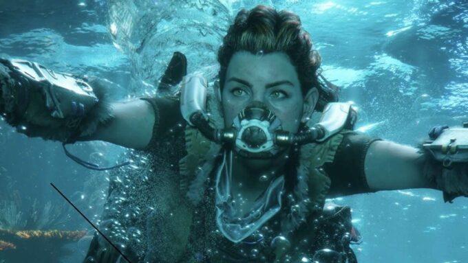 Horizon Forbidden West se muestra en un extenso gameplay de 14 minutos