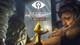 Little Nightmares Sobrevivir al infierno de la mesa