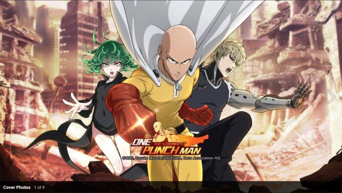 One Punch Man The Strongest - Lista de Códigos Julio 2021