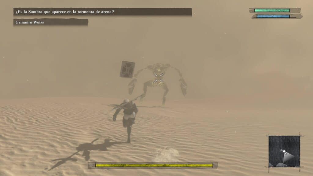 Pesadillas y arena 3
