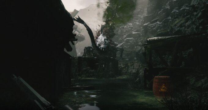 Resident Evil 8 Village - Как победить Моро
