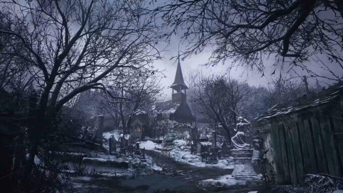 Resident Evil 8 Village - Как найти Дом Красного Дымохода
