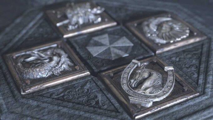 Resident Evil 8 Village - Решение головоломки музыкальной шкатулки с цилиндром