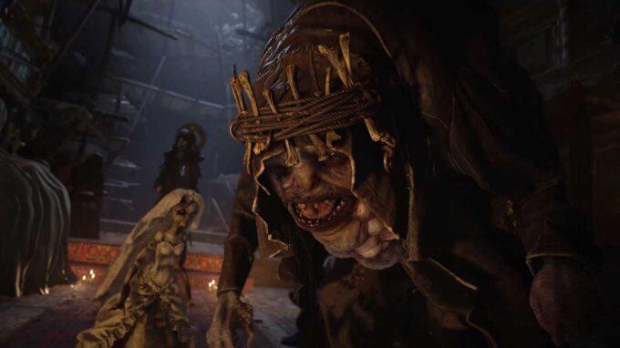 Resident Evil 8 Village - Как победить Куклу Дома Беневьенто