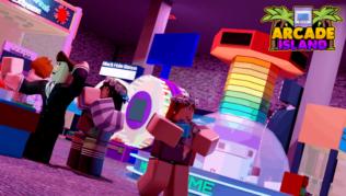 Roblox Arcade Island - Lista de Códigos Octubre 2021