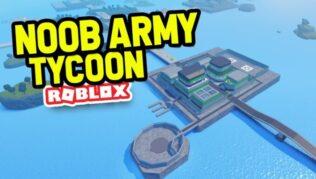 Roblox Noob Army Tycoon - Lista de Códigos Septiembre 2021
