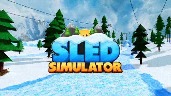 Roblox Sled Simulator - Lista de Códigos Julio 2021