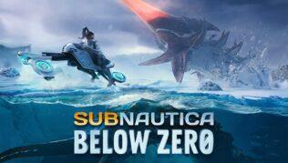 Subnautica: Below Zero Alle livsformer i Leviathan-klassen