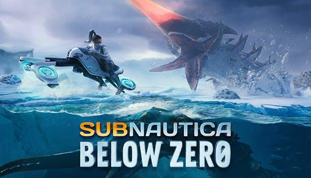 Subnautica: Below Zero Todas las formas de vida de la clase Leviatán