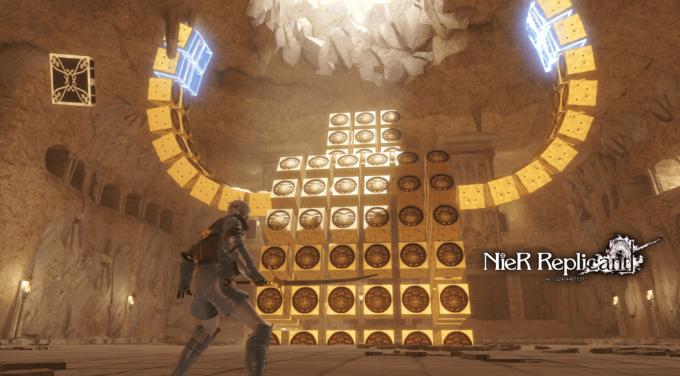 NieR Replicant Remaster – Misión secundaria La última jugada del pescador