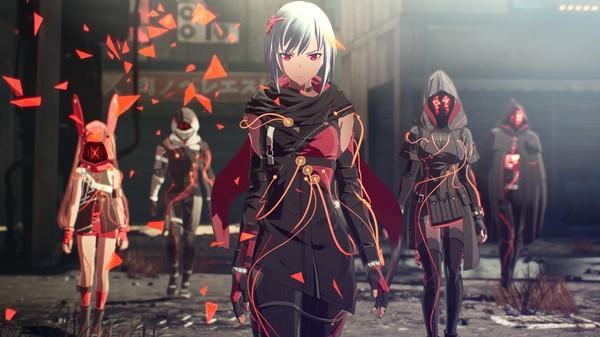 Presentación del sistema de juego y las acciones de Scarlet Nexus