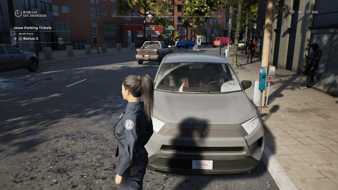 Police Simulator: Guía definitiva de estacionamiento para oficiales de patrulla