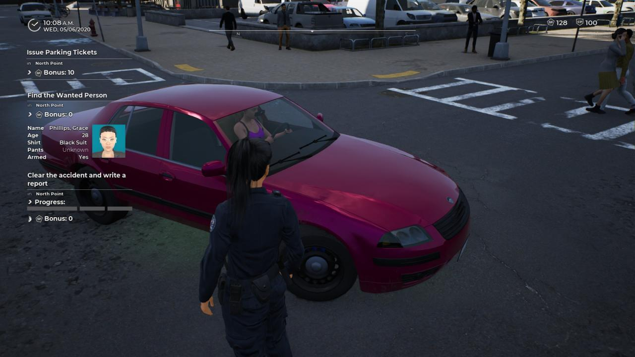 Simulador de policía: cómo detener a los agentes de patrulla
