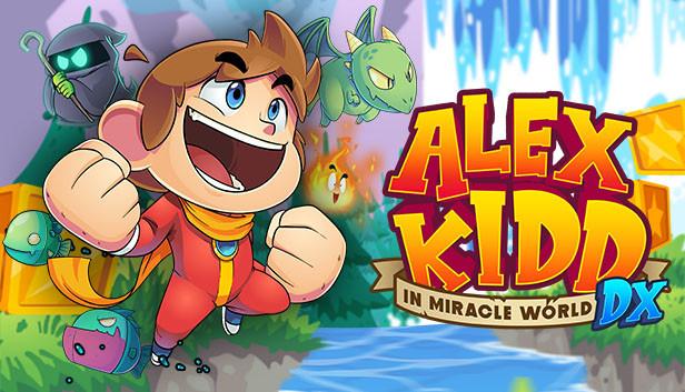 Alex Kidd in Miracle World DX Los 15 coleccionables (logro Coleccionista)