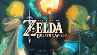 Breath of the Wild 2 será lanzado en 2022 y nuevo vídeo